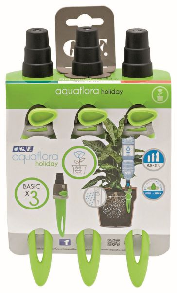 Aqualfora Druppelaar Holiday Tris