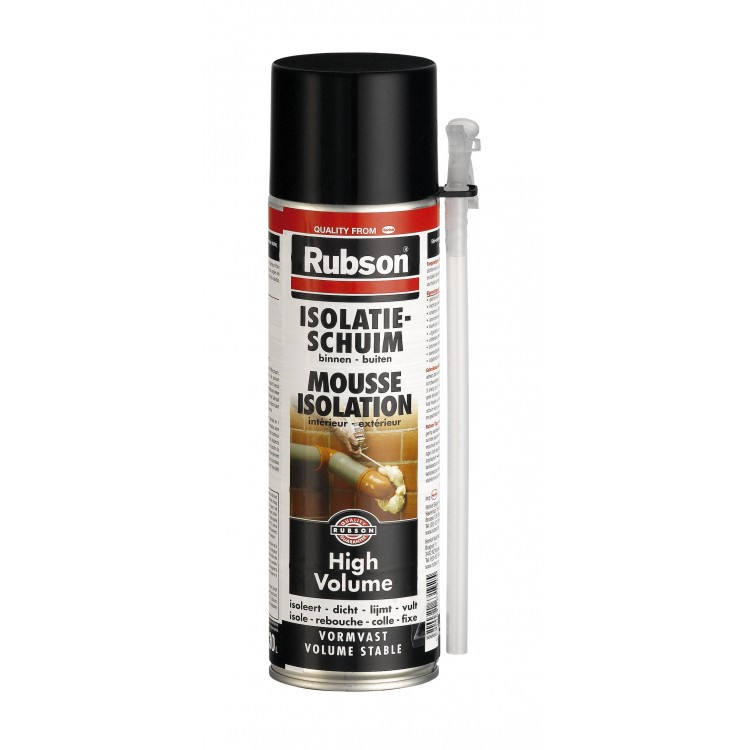 Rubson Isolatieschuim High Volume 500 Ml